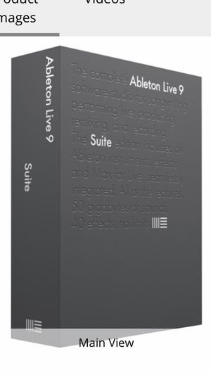 Ableton live 9 suite for Sale in Los Angeles, CA