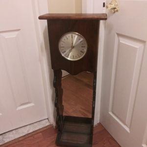 Vintage Mahogany German Clock for Sale in Gaithersburg, MD
