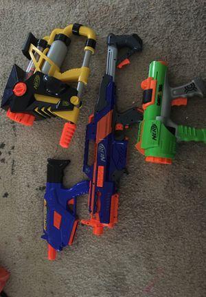 Nerf guns for Sale in Buda, TX