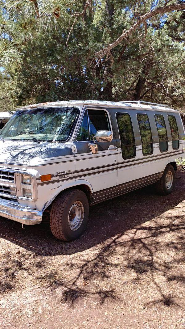 1990 Chevy van