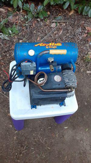 Emglo 1.5 hp compressor for Sale in Clackamas, OR