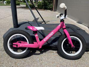 Co-op kids training bike no wheels for Sale in Brentwood, TN