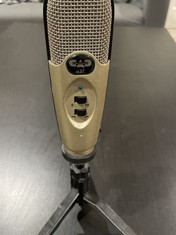 CAD u37 USB Microphone for Sale in Garden Grove,  CA