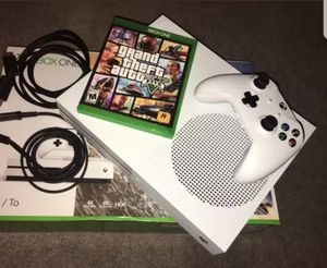Xbox 1 s with gta 5 redemption 2 2k19 for Sale in Harrisburg, PA