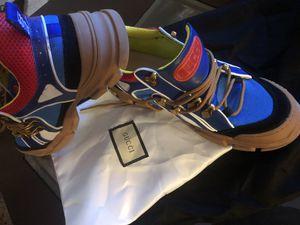 Gucci new flashtreck sneaker for Sale in Washington, DC