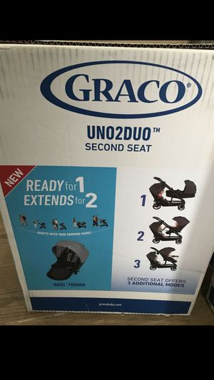 Stroller double Graco and car seat for Sale in Hialeah, FL