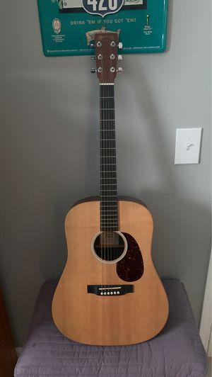 Martin custom series acoustic/electric guitar. Custom series dx1ae. for Sale in Woodstock, GA