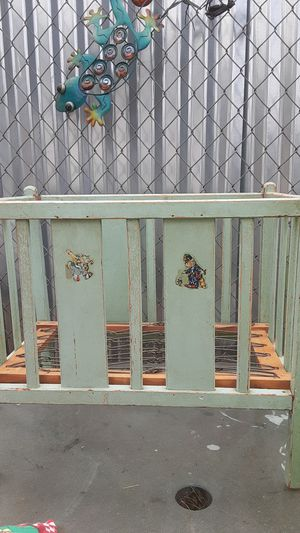 Antique toy crib for Sale in City of Industry, CA