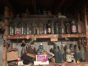 Tons of antique glass bottles for Sale in Methuen, MA