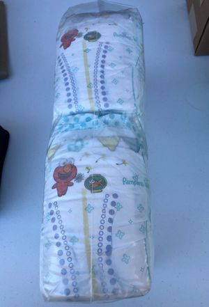 Pampers size 1. $10. Total of 60 brand new never opened diapers. Pickup Riggs and McQueen. for Sale in Chandler, AZ