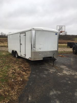 18' X 8.5' enclosed trailer for Sale in Hilliard, OH