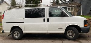 Chevy spress 2500 2005 for Sale in Tukwila, WA