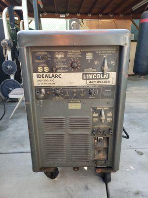 Lincoln Idealarc TIG 300/300 for Sale in Covina, CA