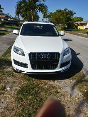 2015 Audi Q7 for Sale in Lauderhill, FL