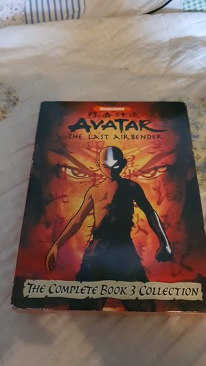 Avatar the last airbender season 3 for Sale in East Wenatchee, WA