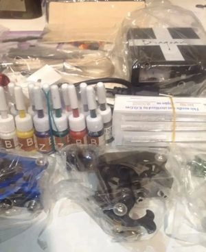 Brand New Tattoo Kit - High Quality and Complete- Retails $400 for Sale in Roanoke, VA