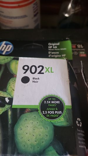 Hp ink lnk printer 902 xl for Sale in Montclair, CA