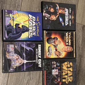 Star Wars Parody DVDs for Sale in Hagerstown, MD