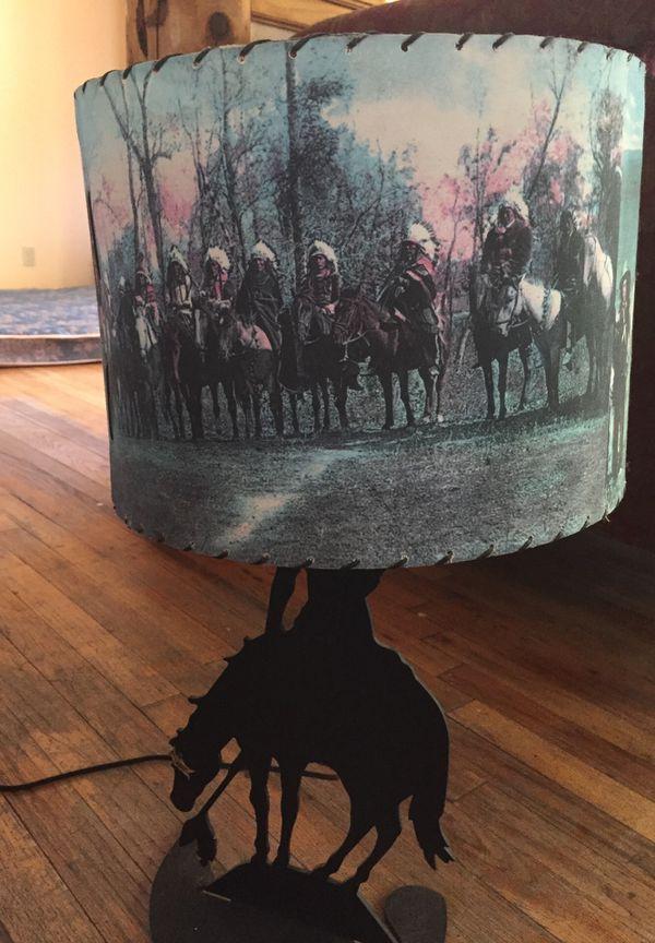 Wichita trading company vintage lamps
