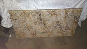 Beautiful piece of marble with beveled radius edge.Ready 2 b installed on table top or kitchen/ bathroom cabinet. No scratches or chips on surface for Sale in Las Vegas, NV