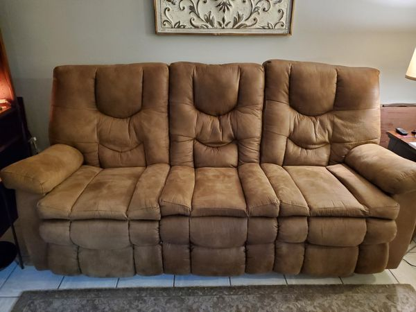 Automatic Recliner Couch & Lazy Boy Chair