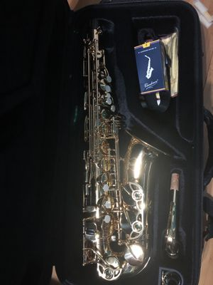 Allora AAS-250 Student Series Alto Saxophone Lacquer for Sale in Tucker, GA