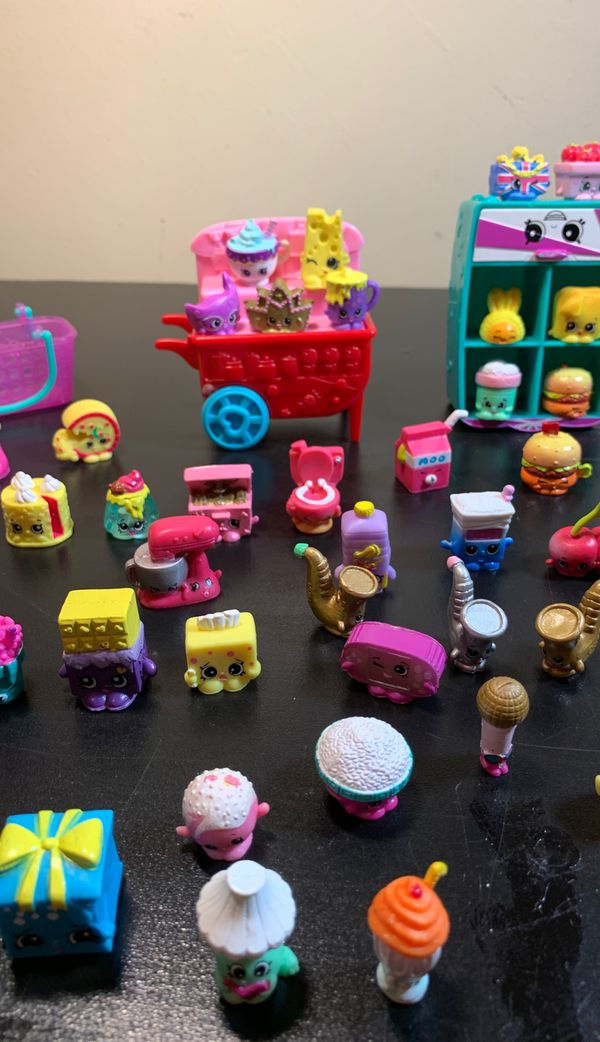 Shopkins lot