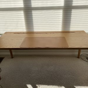 """Article """"Madera"""" Solid Wood Desk for Sale in Falls Church, VA"""