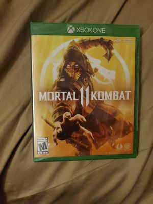 Mortal kombat 11 xbox one for Sale in Fort Worth, TX