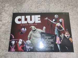 *NEW* Nightmare Before Christmas Clue for Sale in Heidelberg, PA