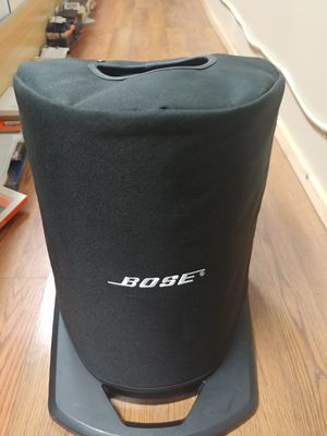 Bose L1 Compact power speaks system {contact info removed} black W/O L1 Compact stand for Sale in Nashville, TN