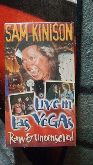 Sam Kinison. Live In Las Vegas. for Sale in Huntington Beach, CA