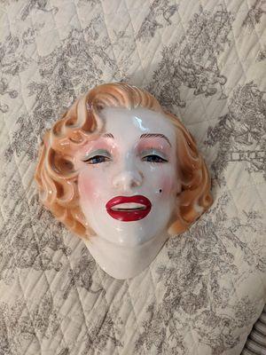 Marylin Monroe Face for Sale in Gilbert, AZ