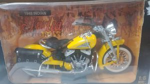 1948 Indian diecast 1:6 scale , new in the box unopened for Sale in Whittier, CA
