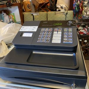 Casio Cash Register (Fayettville Ga) for Sale in Fayetteville, GA