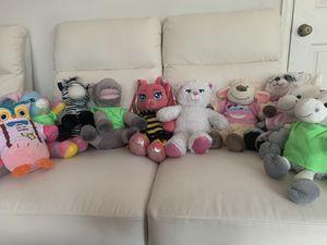 Stuffed animals for Sale in Herndon, VA