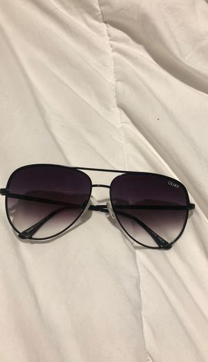 Quay Black fade high key sunglasses for Sale in Ontario, CA