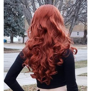 Copper Red Beauty Lace Front Wig for Sale in Carson, CA