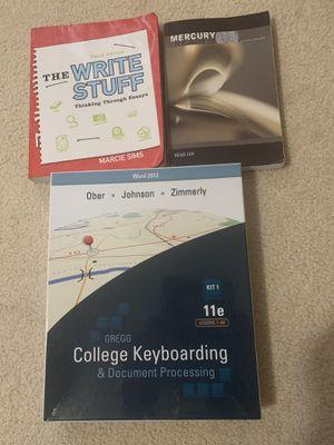 College books brand new for Sale in Kent, WA