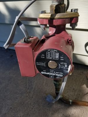 Water Heater pump for Sale in Sacramento, CA