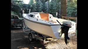 23ft Hunter Sailboat for Sale in Portland, OR