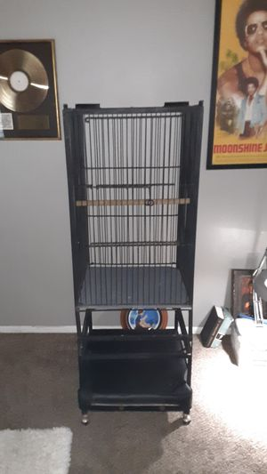 Iron bird cage for Sale in Boise, ID