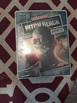 Pitch black blu ray sealed for Sale in LAKE TAPWINGO, MO