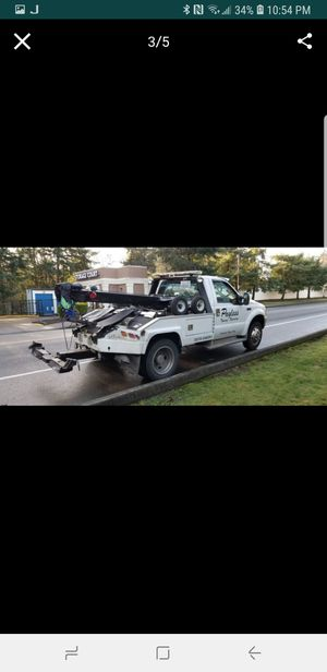 Ford F450 Tow truck/Wrecker for Sale in Federal Way, WA