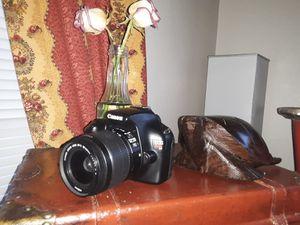 Canon rebel T3 EOS for Sale in Colorado Springs, CO