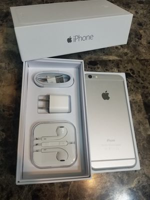 iPhone 6 Plus Unlocked for any carrier Liberado para cualquier compania for Sale in Huntington Park, CA