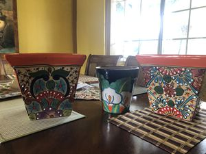 Flower pots for Sale in Downey, CA