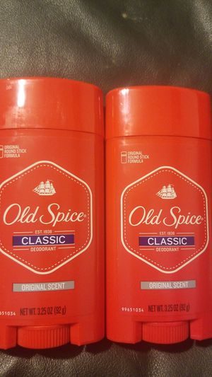 Old spice $4 both for Sale in Lyons, IL