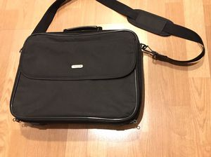 """Targus Case Messenger Bag for 15"""" or less Notebooks for Sale in Seattle, WA"""