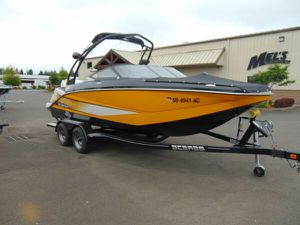 2015 Scarab 215 HO Impulse 500 Horsepower Max Speed close to 60MPH (1hour on the engines) for Sale in Los Angeles, CA